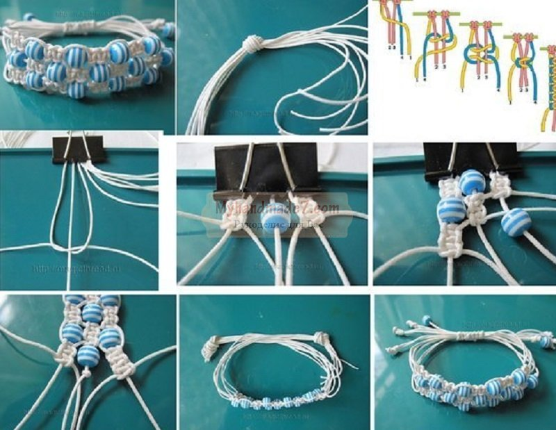 Поделки из шнурков своими руками 10
