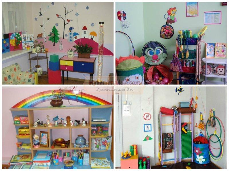 Уголок безопасности в детском саду 49